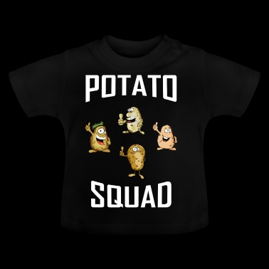++ Potato Squad ++ Potato T-Shirt Potatos Gift - Baby T-Shirt