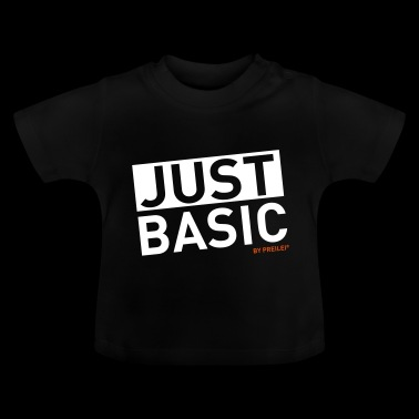 just BASIC - Baby-T-shirt