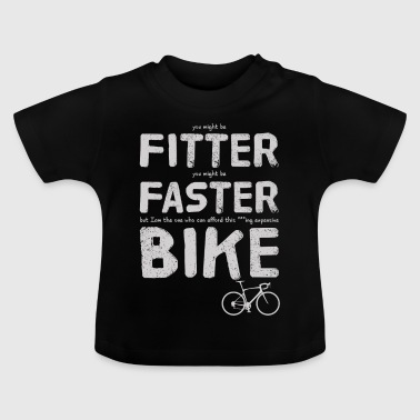 Expensive road bike - Baby T-Shirt