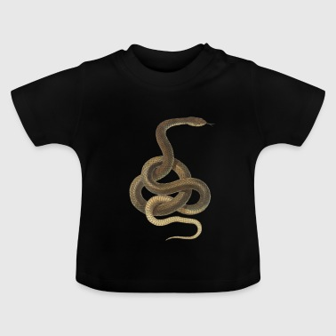 Serpent - T-shirt Bébé
