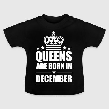 dronning December - Baby T-shirt