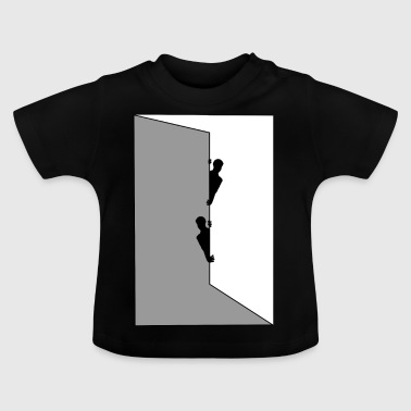 behind the wall - Baby T-Shirt