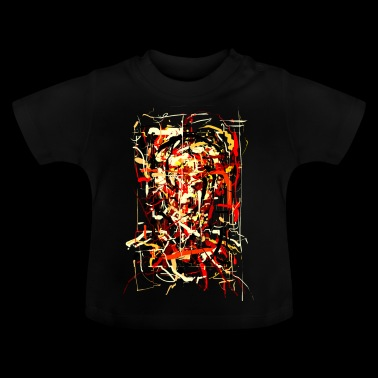 ink face - Baby T-Shirt
