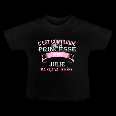Julie - T-shirt Bébé