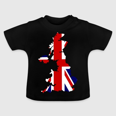 United Kingdom - Baby-T-shirt
