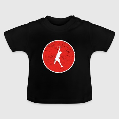 Gave volleyball beachvolley strand - Baby T-shirt