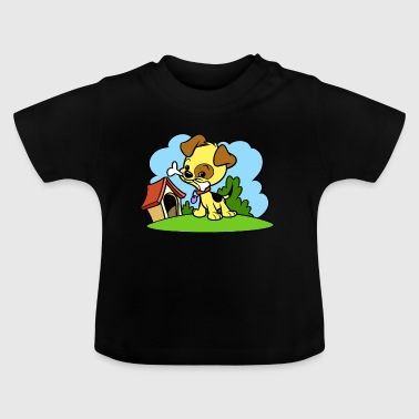 Tiny Dog - Baby T-Shirt