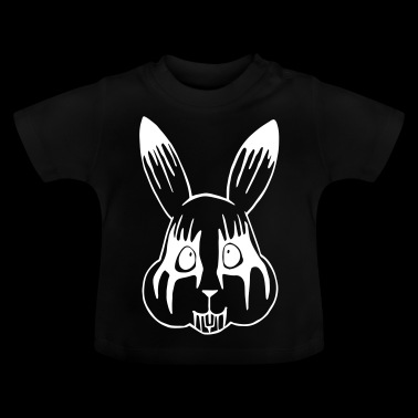 Black Metal Kanin - Baby T-shirt