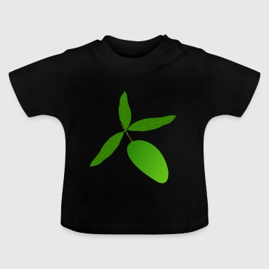 veggie Veggie mangue fruits9 - T-shirt Bébé