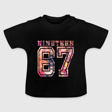 NITTON 1967 B - Baby-T-shirt