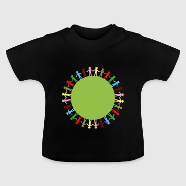 Fællesskabs Circle - Baby T-shirt