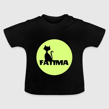 Fatima Name Vorname - Baby T-Shirt