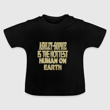 Ashley-Sophie - Baby-T-shirt