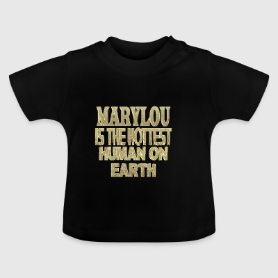 Mary Lou - T-shirt Bébé