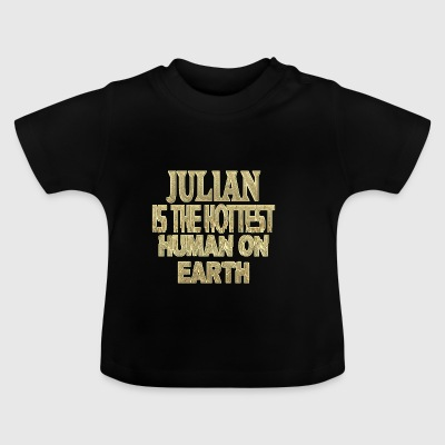 julien - T-shirt Bébé