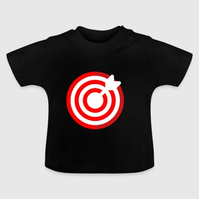 dartboard - Baby T-shirt