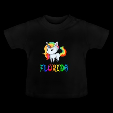 Unicorn Florida - Baby T-Shirt