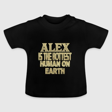 Alex - Camiseta bebé