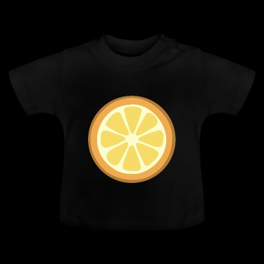 fruit oranje veggie veggie fruits32 - Baby T-shirt