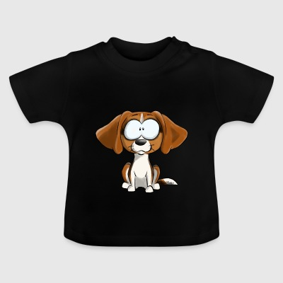 I Am Beagle Tricolor - Baby T-shirt