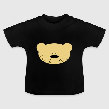 Teddy Bear Beard Baby Shirts  - Baby T-Shirt