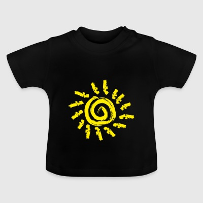 Sonne - Baby T-Shirt