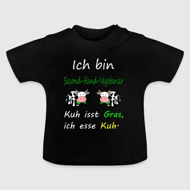 I love cows - Baby T-Shirt