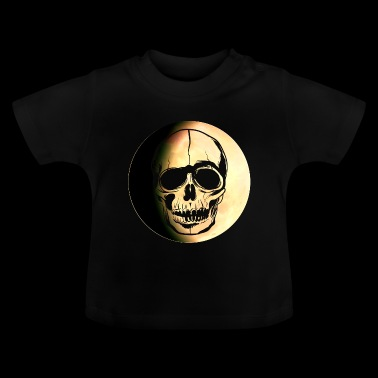 Man in de maan - Baby T-shirt