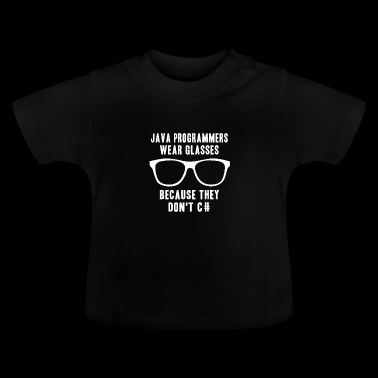Programmer - Java Developer - Baby T-Shirt