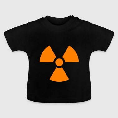 Nuclear sign - Baby T-Shirt