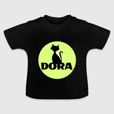 Dora Name First name - Baby T-Shirt