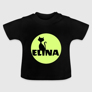Elina Name First name - Baby T-Shirt