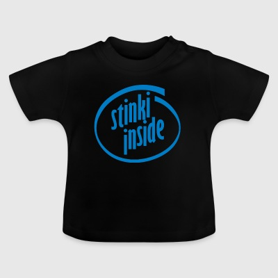 stinki inside - Baby T-Shirt