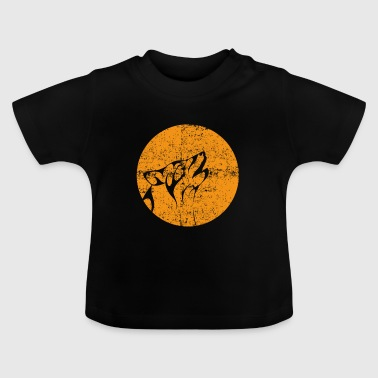 Howling Dog Howl - Baby T-Shirt