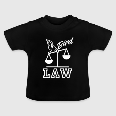 Law Bird - Baby T-shirt