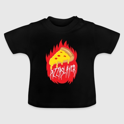 Pizza Slayer - Baby T-shirt