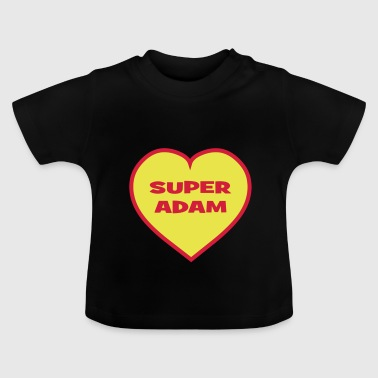 Super Adam - T-shirt Bébé