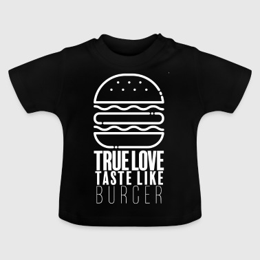 Burger Lover - Baby T-shirt