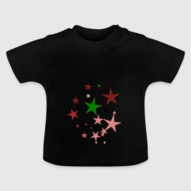 Herbststerne - Baby T-Shirt