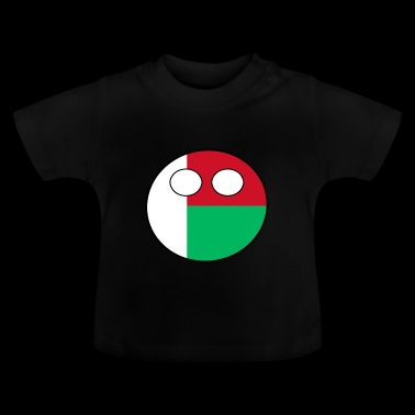 Countryball Country Home Madagascar - Baby T-Shirt