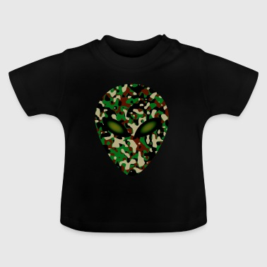Alien Camouflage - Baby T-shirt