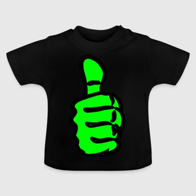 thumbs up - Baby T-Shirt