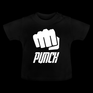 punch wite - Baby T-shirt