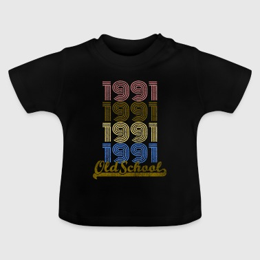 Old School 1991 - T-shirt Bébé
