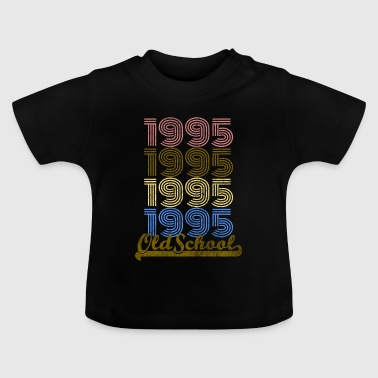 Old School 1995 - T-shirt Bébé
