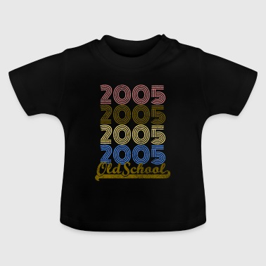 Old School 2005 - T-shirt Bébé