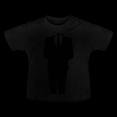 Costume Homme d'affaires - T-shirt Bébé