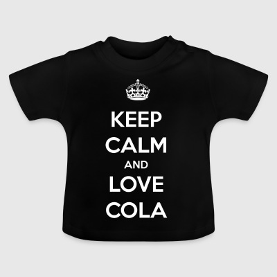 Cola / Feeling / Drink / Alcohol / Gift - Baby T-Shirt