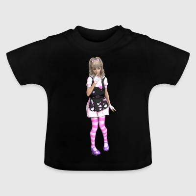 sexy girl - T-shirt Bébé