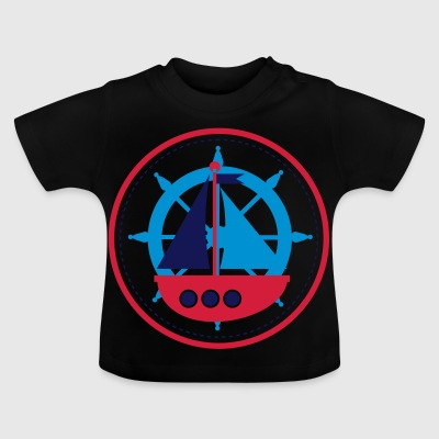 little boat - Baby T-Shirt